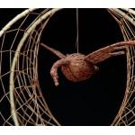 Appelant de mélèze dans un capteur de rêves (3D)