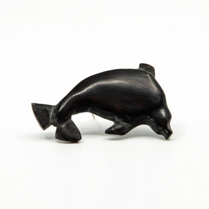 Broche baleine